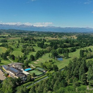 Weekend di grande golf e di beneficenza a Cavaglià