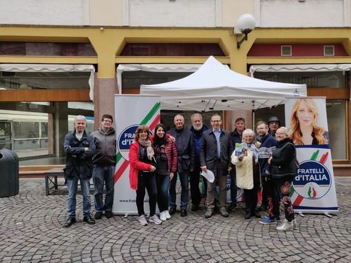 aperitivo elettorale fratelli d'italia