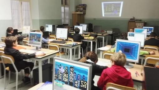 La robotica e il coding entrano all'Istituto La Marmora di Biella