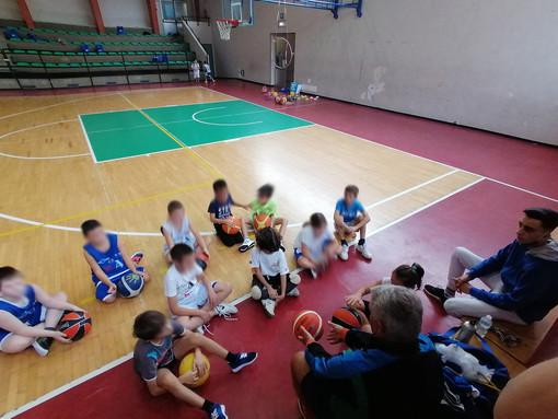 Il minibasket del Teens Basket Biella torna a Tollegno