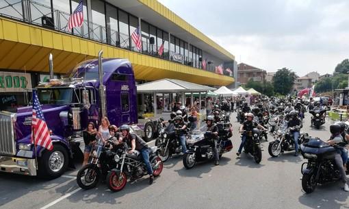 Auto e moto americane a raduno con i Think Biker biellesi FOTOGALLERY