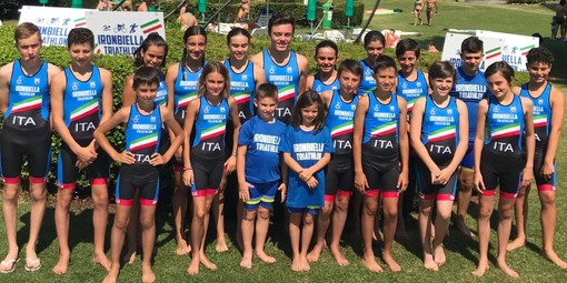 Oltre 400 atleti al 2° Triathlon dell'Orso con Ironbiella