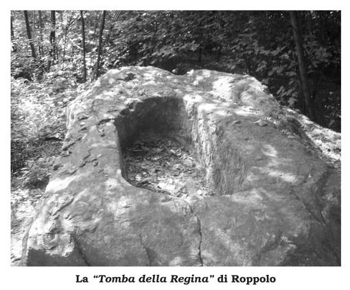 """Il biellese magico e misterioso: La misteriosa """"Tomba della Regina"""" e la chiesa di San Vitale a Roppolo"""