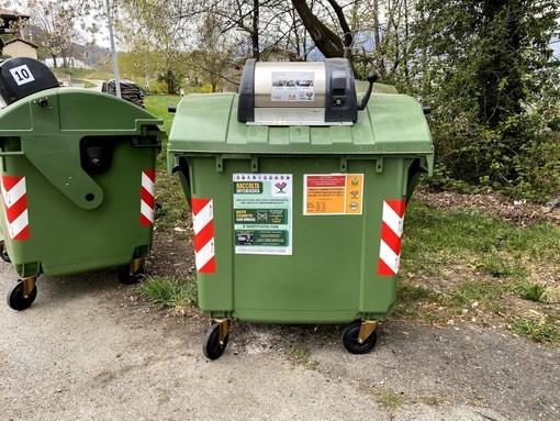 raccolta rifiuti sagliano