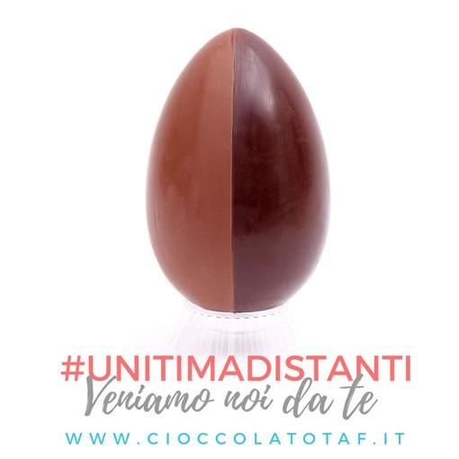 Pasqua 2020, gusta la dolcezza con lo shop online di Cioccolato Taf