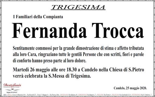 Fernanda Trocca - Trigesima
