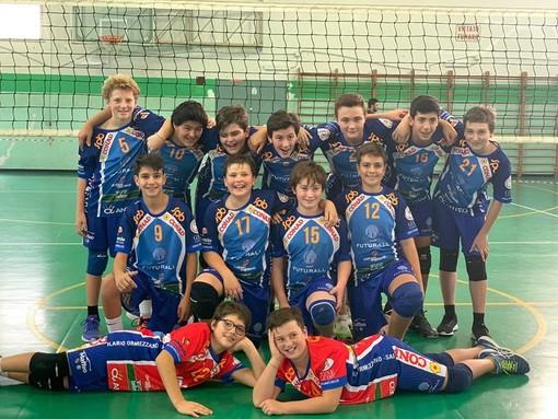 Scuola Pallavolo Biellese: bene under 14 e 16, scivola la 18 a Novara