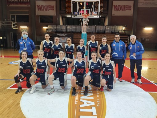 Basket femminile, le Under 18 della BFB ripartono con il botto