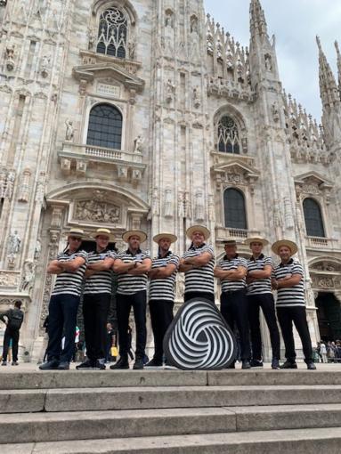 Candidatura Unesco, i gondolieri di Venezia sostengono Biella Città Creativa