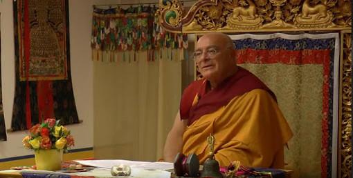 """""""Le emozioni negative generano malattie"""", conferenza al Monastero Buddhista di Graglia"""
