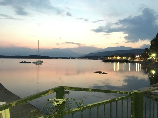 lago balneazione