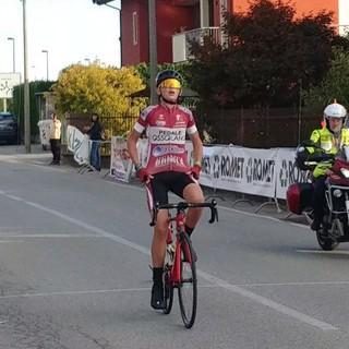 Ciclismo, il cossatese Eric Venturini campione regionale esordienti FOTO