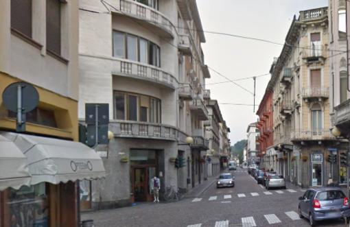 Ampliamento rete teleriscaldamento a Biella: da lunedì chiude per un mese via Gramsci