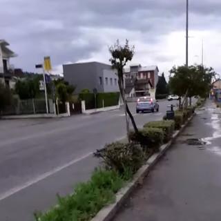 Quaregna Cerreto parte con i lavori in via Quintino Sella