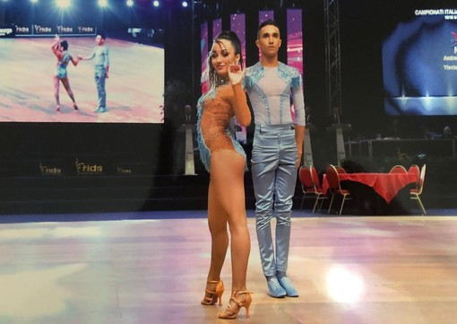 La 18enne Ylenia Avventurosa vice campionessa italiana