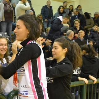 """Confermata alla Virtus Biella la centrale Irene Zecchini. """"E' la nostra bandiera"""""""